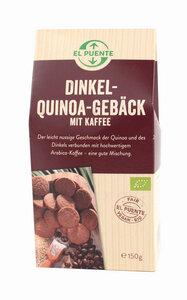Dinkel-Quinoa-Gebäck - El Puente