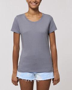 "Bio Damen Rundhals Statement T-Shirt ""Peace Within"" von Human Family - Human Family"