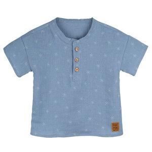 pure pure Kinder T-Shirt mit UV-Schutz reine Bio-Baumwolle - Pure-Pure