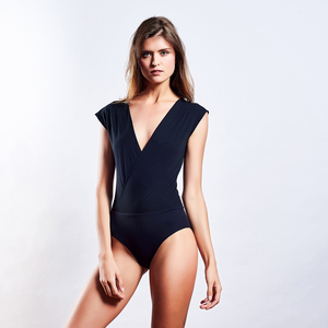 Eleganter Body LOOSE BODY - MYMARINI