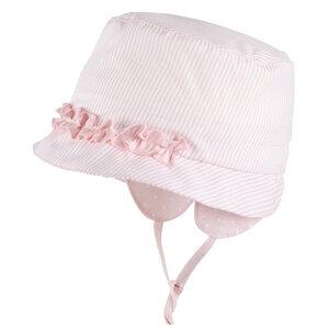 pure pure Baby Sonnenmütze mit UV-Schutz reine Bio-Baumwolle - Pure-Pure