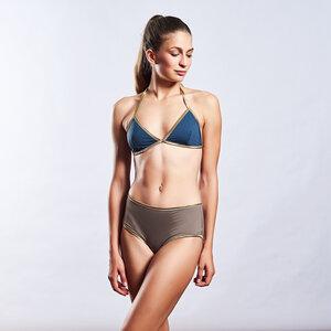 Bikinioberteil TRIANGLETOP SHINE wendbar - MYMARINI