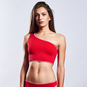 Bikinioberteil ONESHOULDER TOP wendbar - MYMARINI