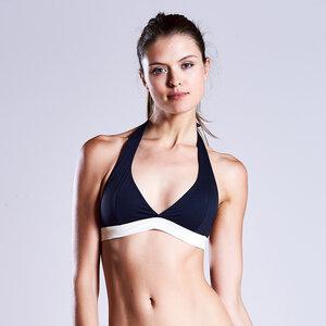 Bikinioberteil NECKHOLDER TOP CLASSICS wendbar - MYMARINI