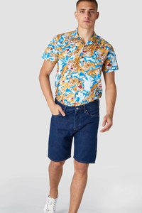 Kings Of Indigo Lucius Shorts Herren aus Bio-Baumwolle - Kings Of Indigo