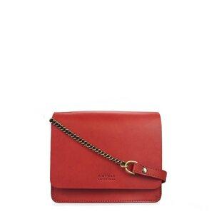 Umhängetasche - Audrey Mini - Eco-Classic Red - O MY BAG