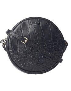 Runde Umhängetasche - Luna Bag - Soft Grain - O MY BAG
