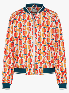 "Damen Bomberjacke ""Staying Cool"" Fruit Salad - Mademoiselle YéYé"