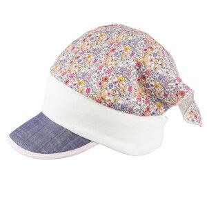 pure pure Baby und Mädchen Schirmtuch mit UV-Schutz reine Bio-Baumwolle - Pure-Pure
