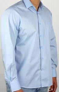 Herren Hemd aus Bio-Baumwolle Classic Business Hemd - RIBESSE