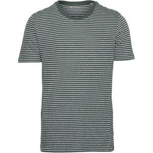 T-Shirt - ALDER striped tee - KnowledgeCotton Apparel