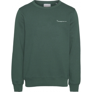 Sweatshirt - ELM knowledgecotton sweat - KnowledgeCotton Apparel