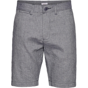 Shorts - CHUCK regular linen shorts - KnowledgeCotton Apparel