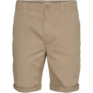 Chino Shorts - CHUCK regular chino light shorts - KnowledgeCotton Apparel