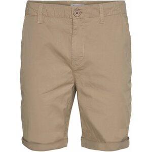 Chino Shorts - CHUCK regular chino light shorts - KnowledgeCotton Apparel