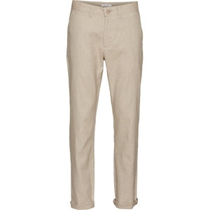 Leinenhose - CHUCK regular linen pant - KnowledgeCotton Apparel