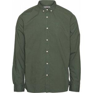 Hemd -  LARCH LS owl shirt - KnowledgeCotton Apparel
