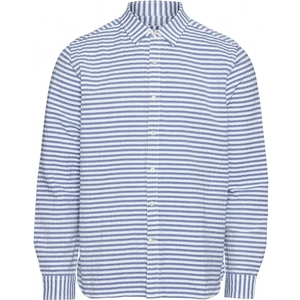 Hemd - ELDER striped shirt - KnowledgeCotton Apparel