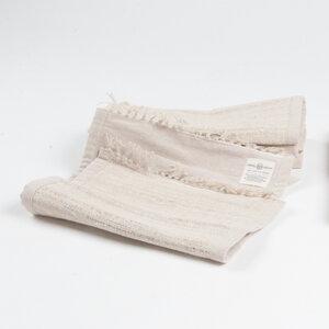 HH Tischset aus wildem Hanf oder Recycle-Sari, handgewebt - Himal Hemp