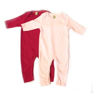 2er Pack Baby Strampler - Continental Clothing
