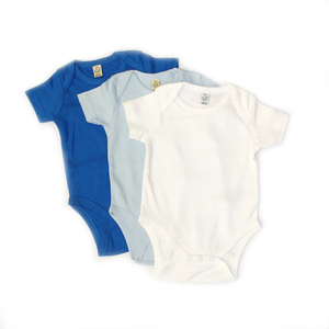 3er Pack Baby Body - Continental Clothing