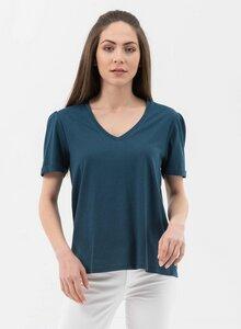 T-Shirt aus Tencel- Bio-Baumwolle-Mix - ORGANICATION