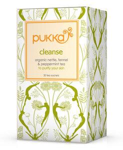 Cleanse / klar, bio - Pukka Tee  - Pukka