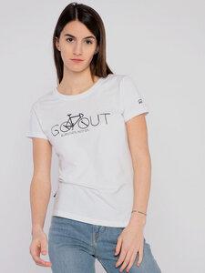 """Damen T-Shirt """"Go-out"""" - Erdbär"""