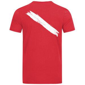 Scuba Flag Pocket T-Shirt Herren  - Lexi&Bö