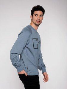 "Herren Sweatshirt ""Outside the box"" - Erdbär"