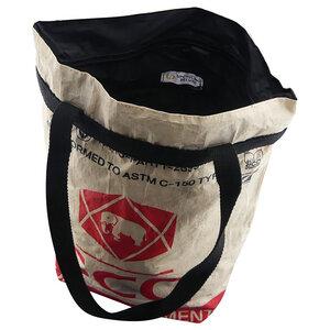 Einkaufstasche Cement Shopper - Upcycling Deluxe