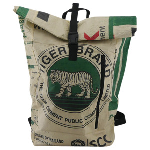 Kurier-Rucksack Cement Carrier - Upcycling Deluxe