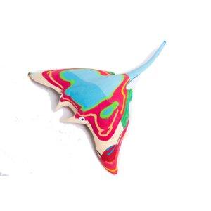 Tierfigur Rochen aus FlipFlops - Ocean Sole