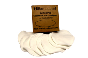 Cotton Pad - BambuDent