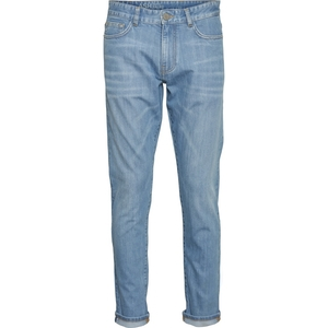 Jeans ASH light blue selvedge denim - KnowledgeCotton Apparel