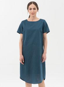 Kleid aus Leinen mit Bio-Baumwolle - ORGANICATION