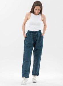 Hose aus Leinen mit Bio-Baumwolle - ORGANICATION