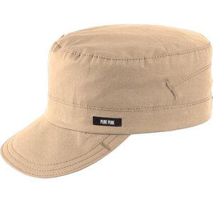 pure pure Kinder Schirmcap mit UV-Schutz reine Bio-Baumwolle - Pure-Pure