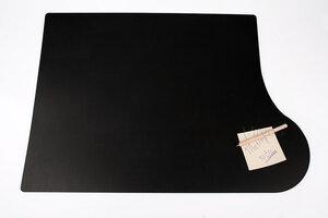 """Schreibunterlage """"Plus"""" 69x49cm aus recyceltem Leder (für Rechtshänder) - IMTC"""