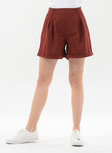 Shorts aus Bio-Baumwolle-Elasthan-Mix - ORGANICATION