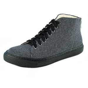Fairticken Alvor Hi-Sneaker (anthrazite,  Canvas) - Fairticken