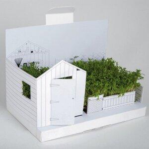 Gartenlaube - Postcarden