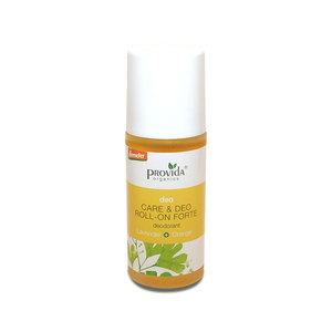 Care & Deo Roll-On Forte Demeter - Provida Organics