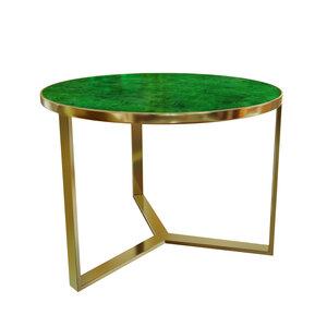 Couchtisch VENEDIG mit grüner Glaskeramik® - MAGNA Glaskeramik
