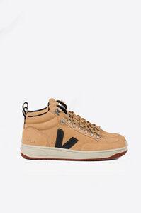 Roraima Desert Shoes aus schwarzem Rostsohle - Veja