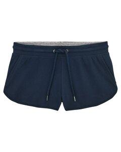 Bequeme kurze Damenhose, Joggingshorts aus Bio Baumwolle und recyceltem Polyester - YTWOO
