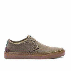 Siddharta (khaki) - Vesica Piscis Footwear