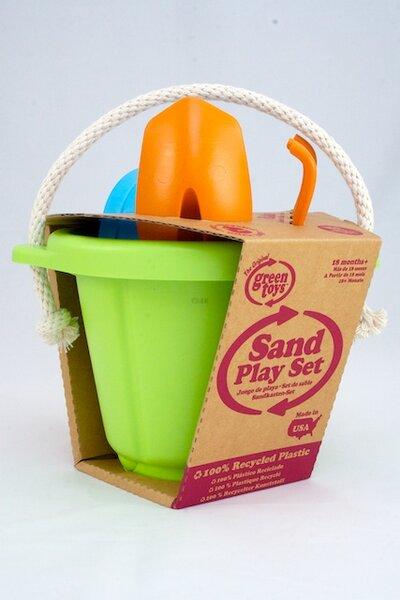 green toys sandkasten set avocadostore. Black Bedroom Furniture Sets. Home Design Ideas