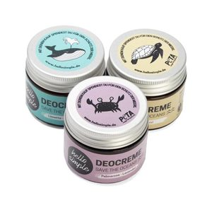 Deocreme Mix - 3er Set - Hello Simple