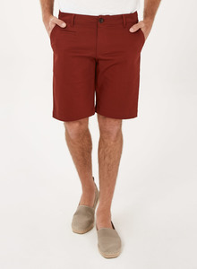 Chino-Shorts aus Bio-Baumwolle - ORGANICATION